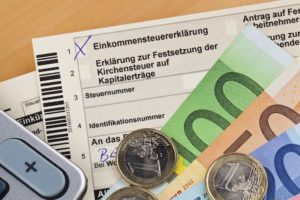 Ein Bescheid zur Einkommenssteuer (ESt) kann auch nach Einreichung und Erteilung noch berichtigt werden