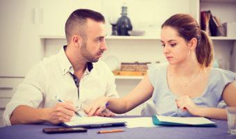 Zusammenveranlagung kann auch nach einer Trennung gelten.